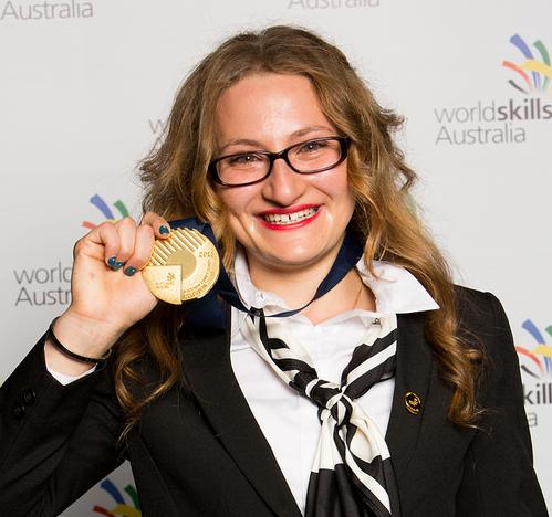 Луиза Аззопарди (Австралия)
