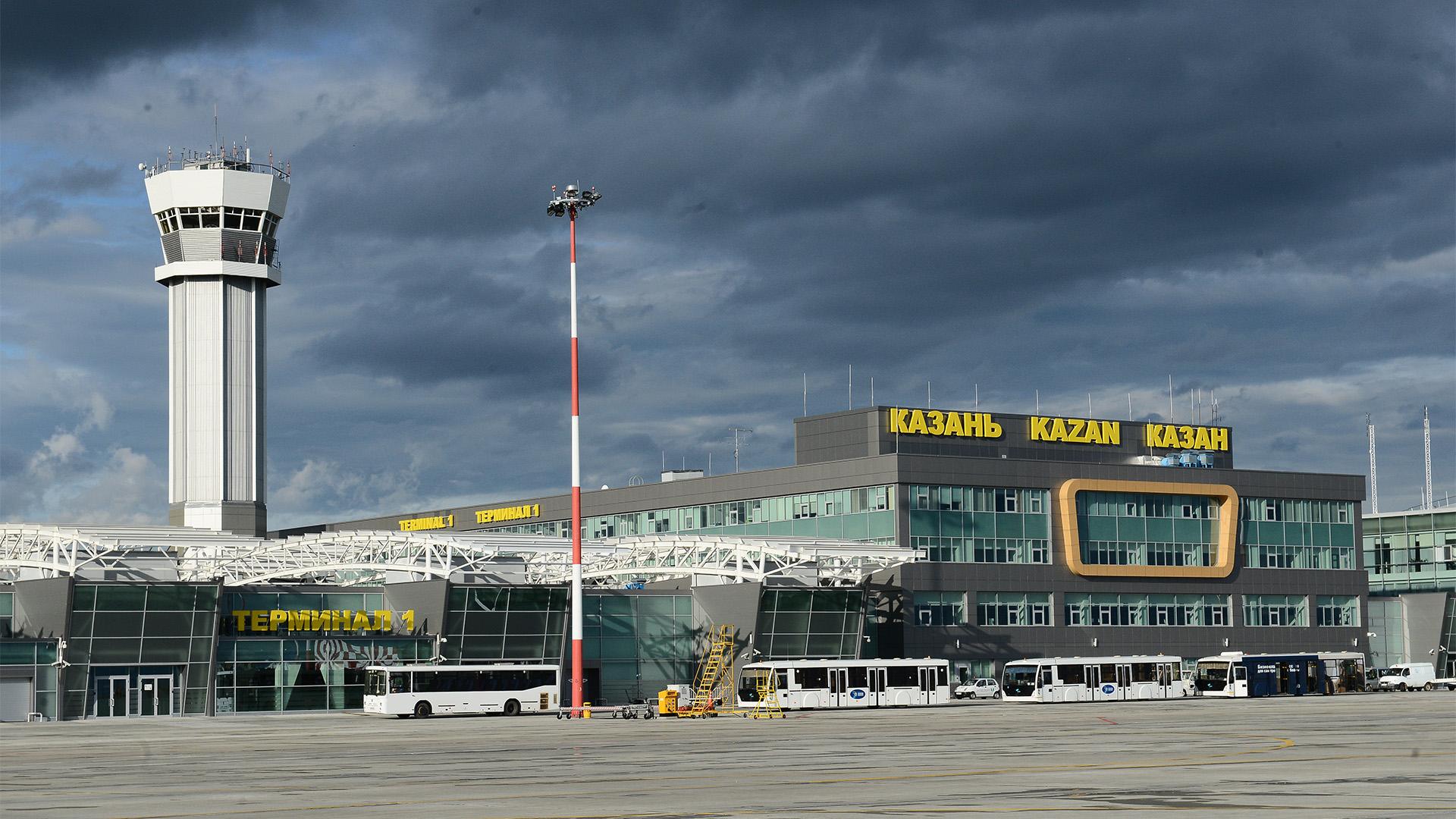 GATE 2019 Results News: Kazan International Airport To Become The Main WorldSkills