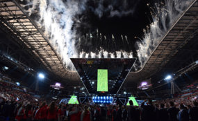 WorldSkills Kazan 2019 Opening Ceremony